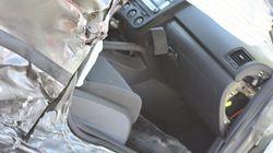Τραγικό τροχαίο στην Καλαμάτα: Το αυτοκίνητο του πατέρα συγκρούστηκε με το αυτοκίνητο που επέβαινε η 13χρονη κόρη του! 3 νεκρ...