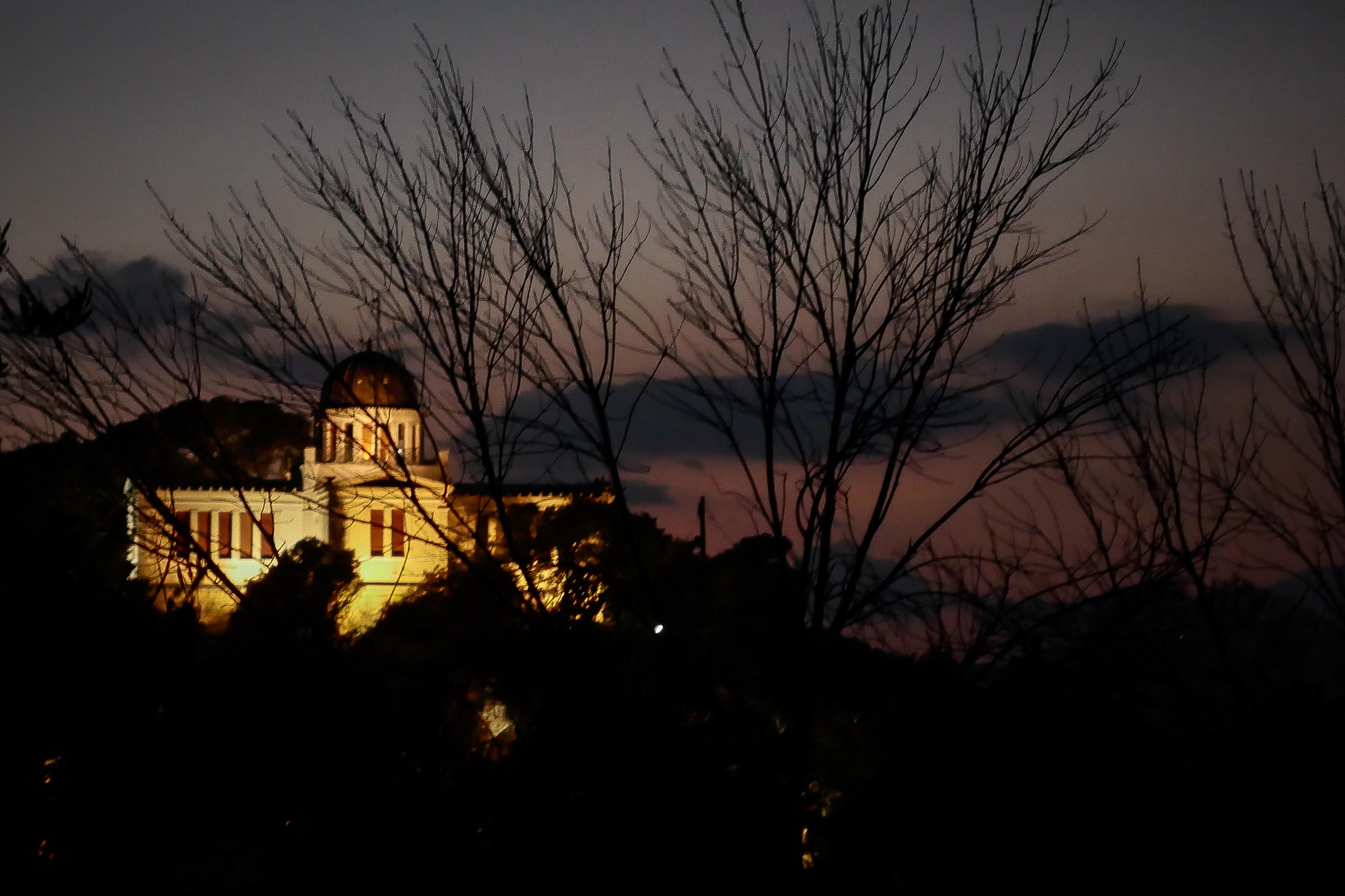 Πώς το Αστεροσκοπείο Αθηνών υπολόγιζε την Ώρα