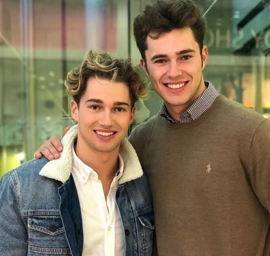 AJ Pritchard's Brother Curtis Forced To Pull Out Of Irish 'Strictly' After Nightclub