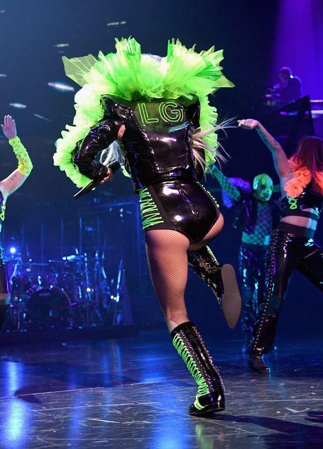 Το νέο alter ego της Lady Gaga καθήλωσε το Λας Βέγκας