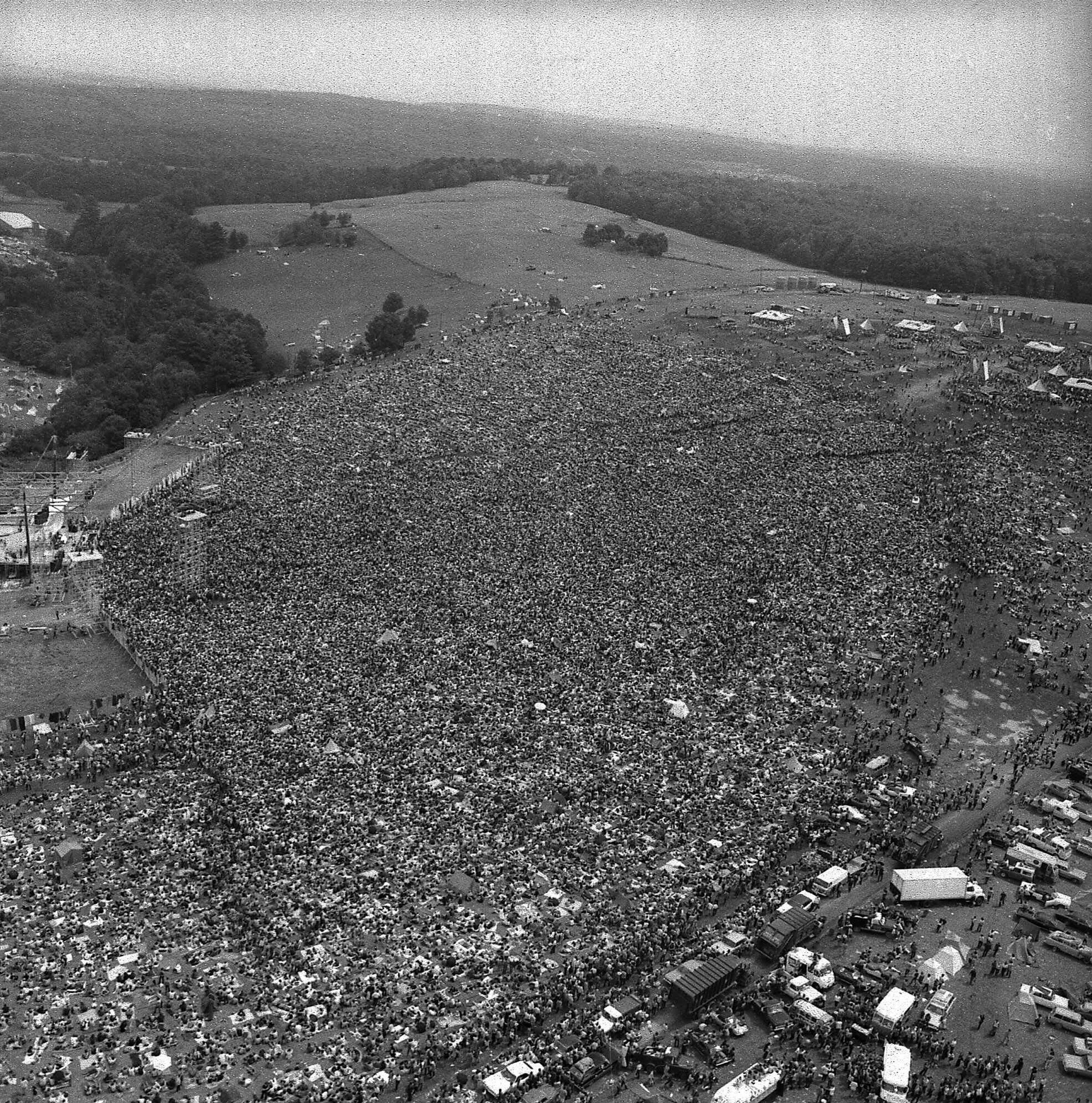 To Woodstockεπιστρέφει εκεί όπου ξεκίνησαν