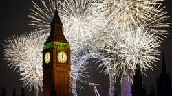 Most Of The UK Will Enjoy A Dry New Year's