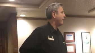 The Portland hotel fired the two employees after Jermaine Massey said they kicked him out of the hotel because he was black.