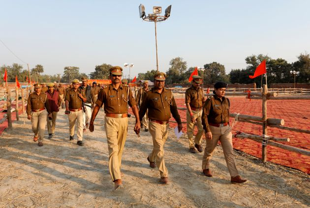 UP Cop Killed In Stone-Pelting After PM Modi's Rally in