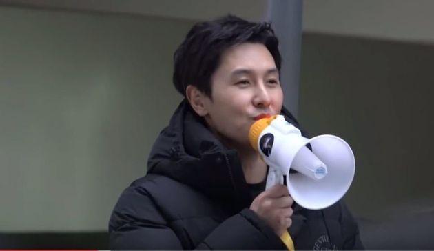 신화 김동완이 드라마 밤샘 노동에 대해 쓴소리를