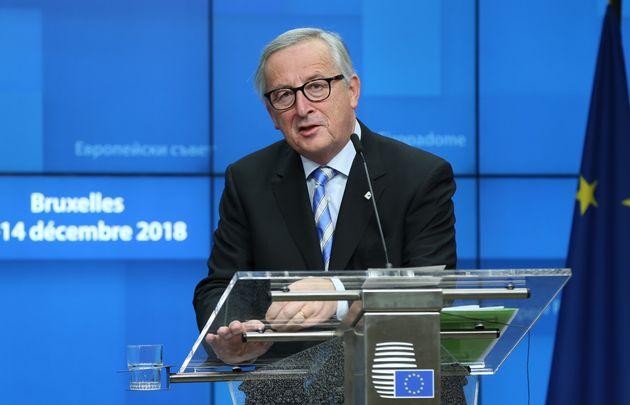 Jean-Claude Juncker ist wütend.
