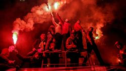 Saarbrücken: 120 türkische Fußballfans stürmen Halle –