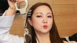박나래가 '2018 MBC 연예대상' 다음 날 인스타그램에 올린