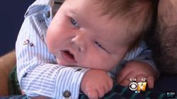 무려 7kg에 육박하는 아기가