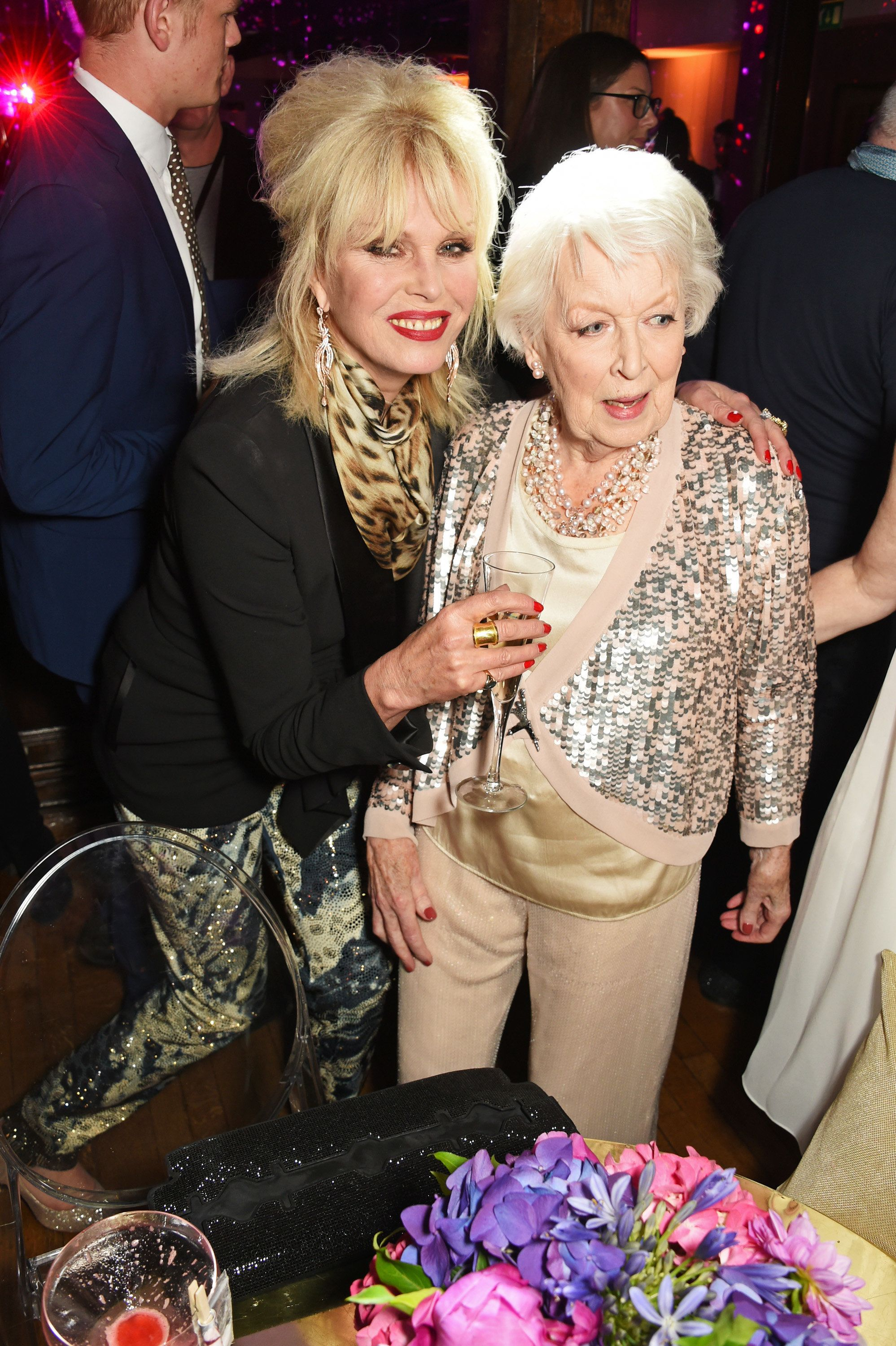 'Ab Fab' Stars Lead Tributes To Veteran Actress June