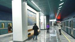 Good Bye Staline! Le métro de Moscou abandonne le style