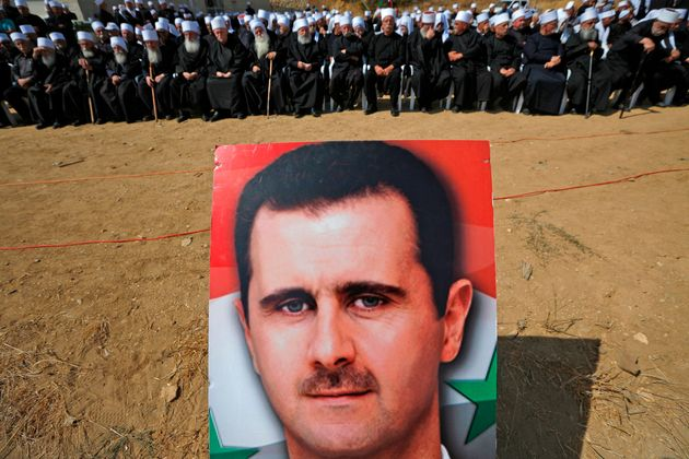 Bachar al-Assad, sur le chemin d'un retour en