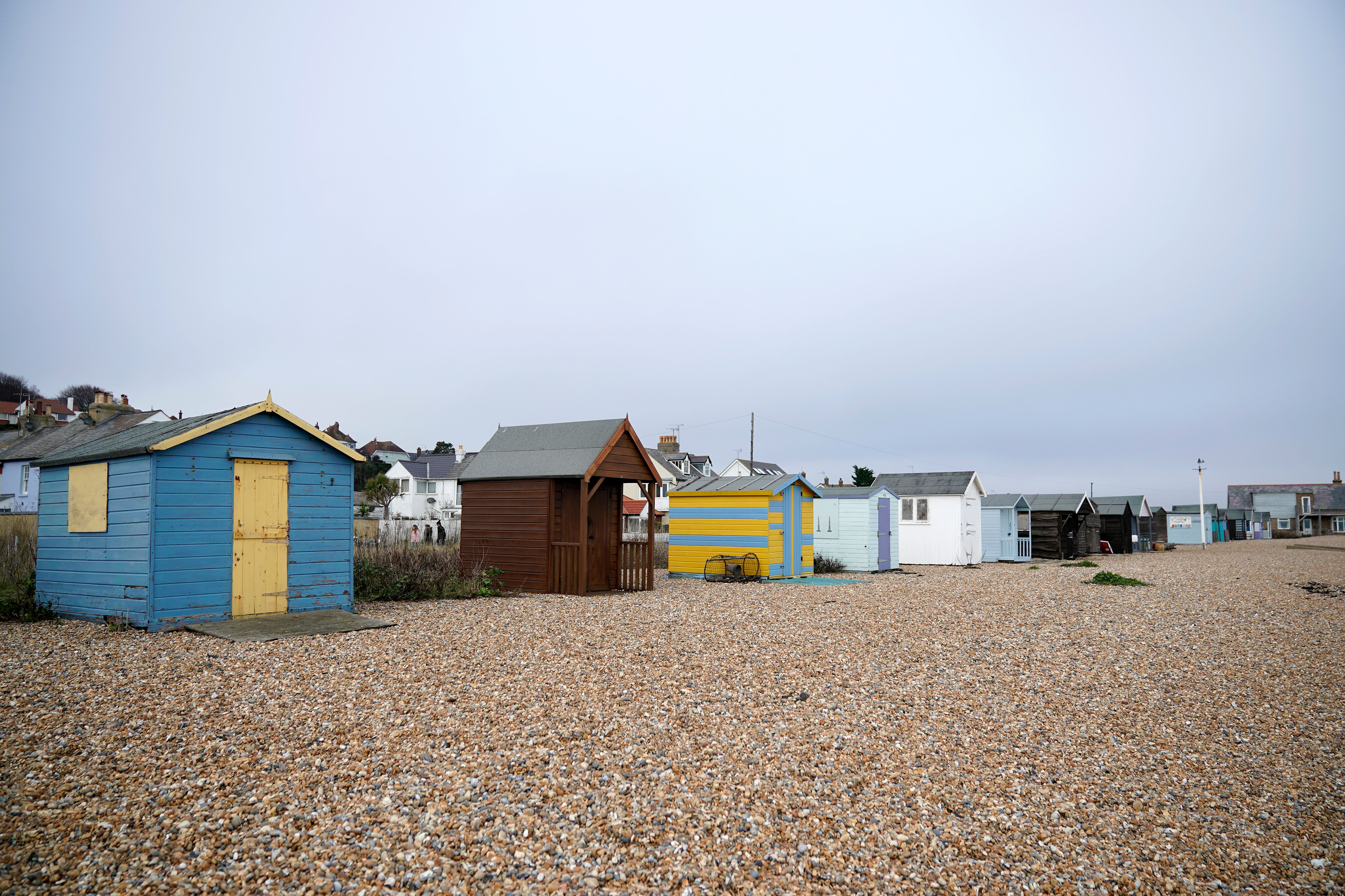 Six Iranian Men Found On Kent Beach After Crossing