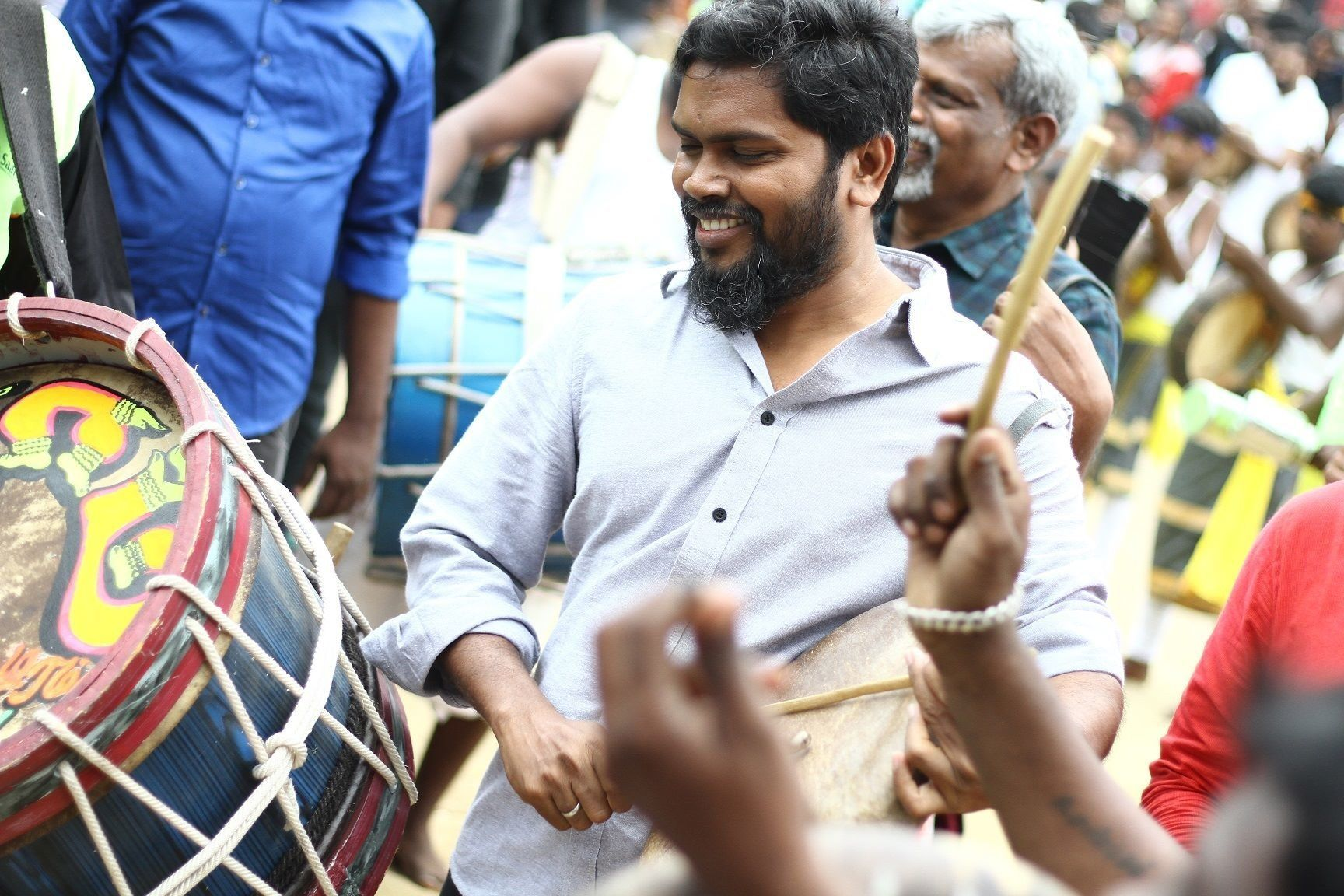 Director Pa Ranjith's Vaanam Festival Wants To Use Art To Have Difficult