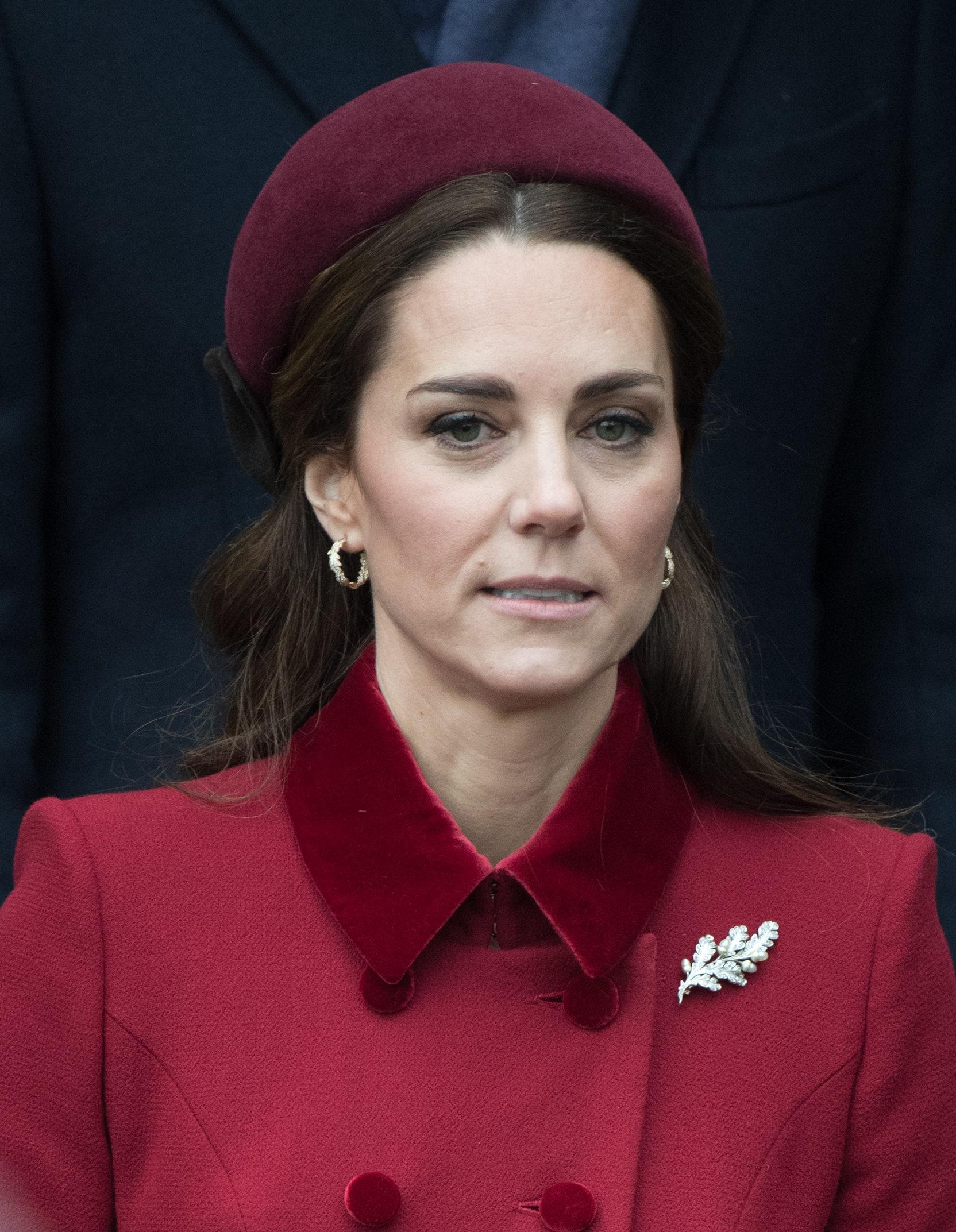Herzogin Kate hat es früher nicht leicht gehabt.