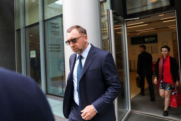 Oleg Deripaska: Bei ihm soll Manafort Schulden gehabt haben.