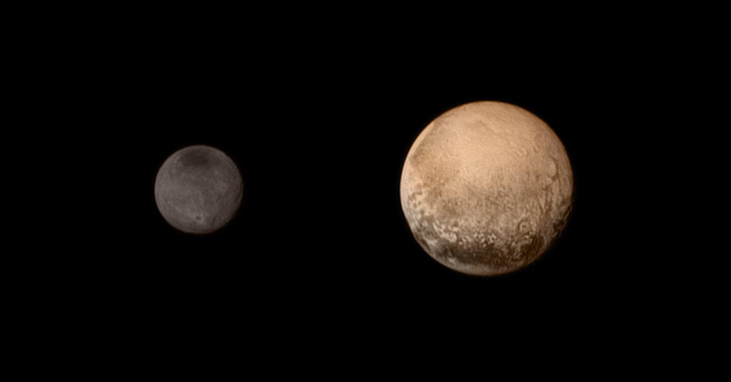 NASA: Το New Horizons και το πέρασμα από την Έσχατη Θούλη την πρώτη μέρα του