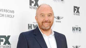 CENTURY CITY, CA - SEPTEMBER 16:  Louis C.K. attends FX Networks celebration of their Emmy nominees in partnership with Vanity Fair at Craft on September 16, 2017 in Century City, California.  (Photo by Rachel Murray/Getty Images for Vanity Fair)