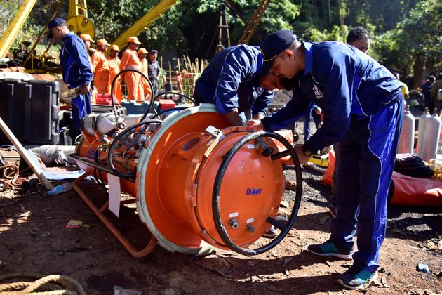 No Sign of Trapped Meghalaya Miners, Navy & NDRF Divers To Resume Rescue Ops