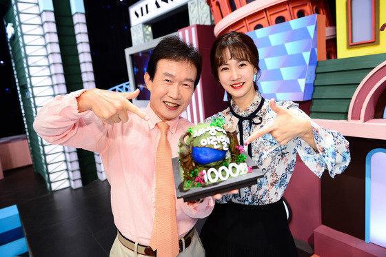 '세상에 이런일이' 최장수 진행자 임성훈·박소현의 나이에 모두가