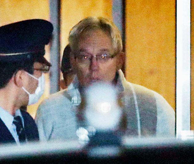 Πρωτοχρονιά στη φυλακή θα κάνει ο πρώην πρόεδρος την Nissan που κατηγορείται για οικονομικό
