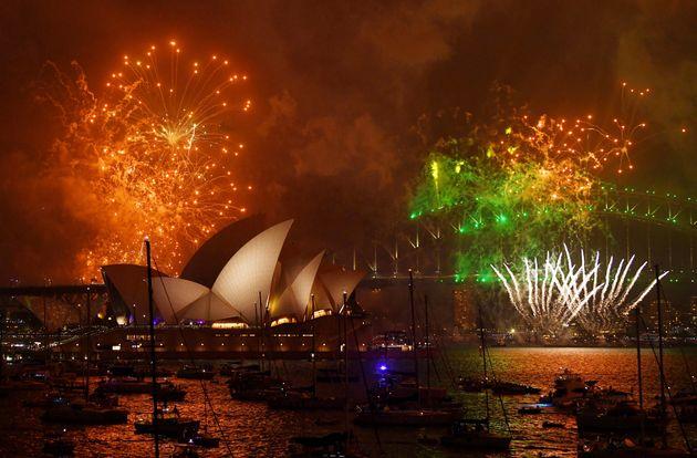 Παραμονή Πρωτοχρονιάς στο Σίδνεϊ: Εισιτήριο για τους εορτασμούς έως και 335
