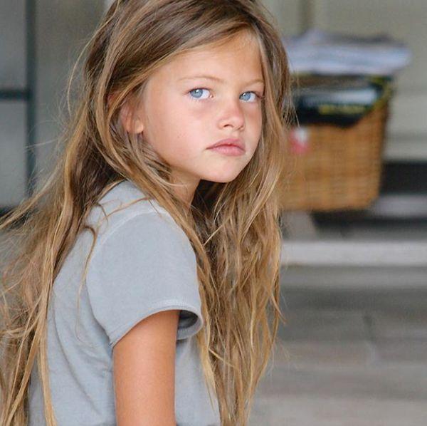 Sie war mit 6 Jahren das