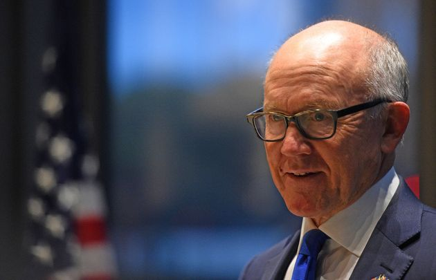 US Ambassador Woody Johnson Rubbishes Theresa May's Hopes Of 'Massive' Trade Deal After