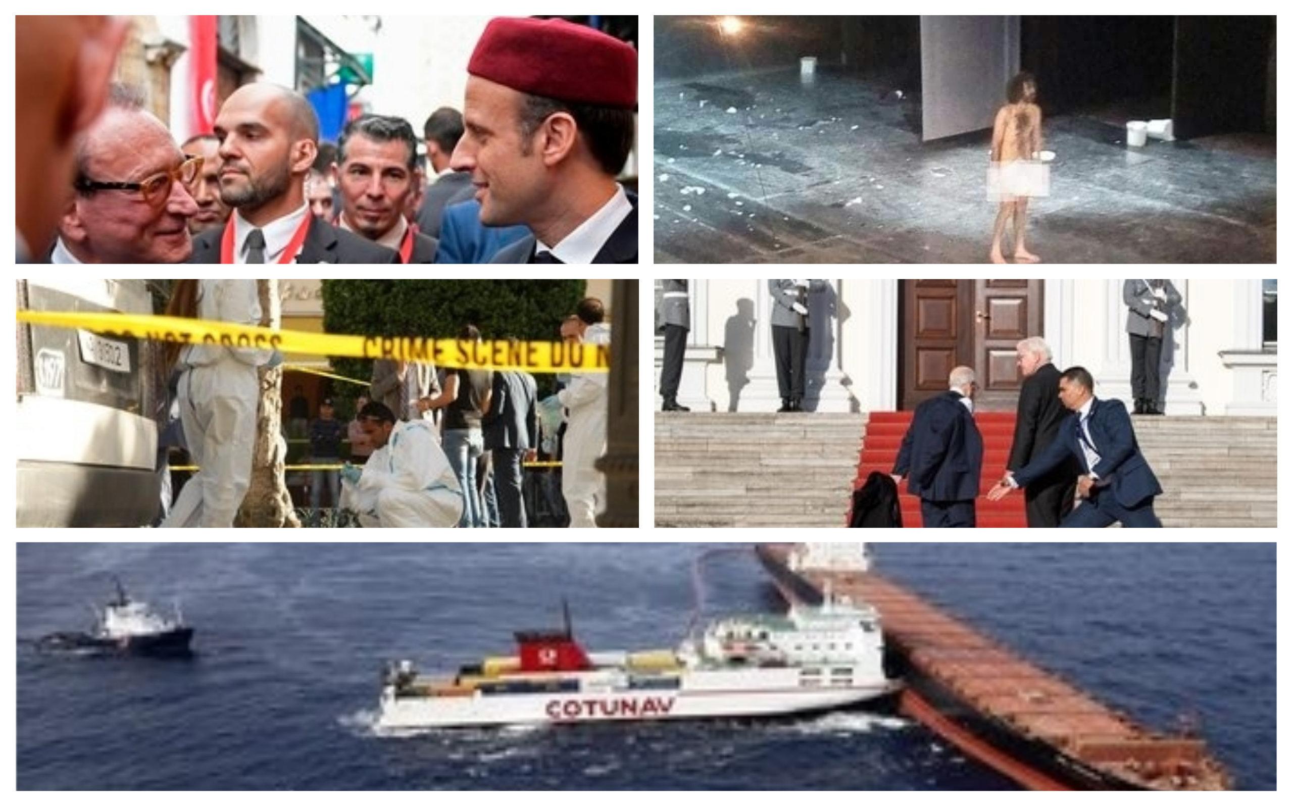 Tunisie: L'année 2018 en