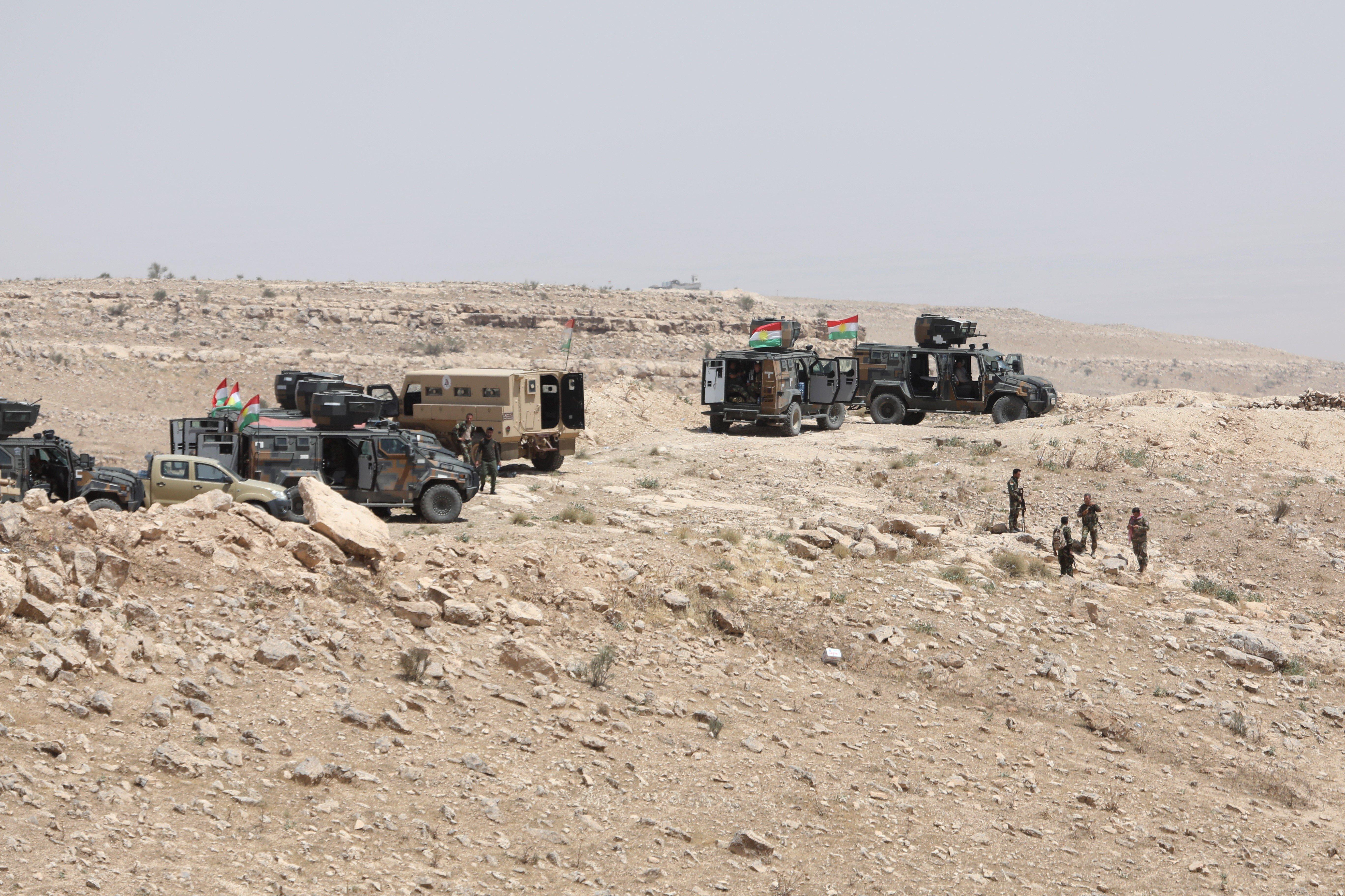 L'Irak a condamné plus de 600 étrangers en 2018 pour appartenance à
