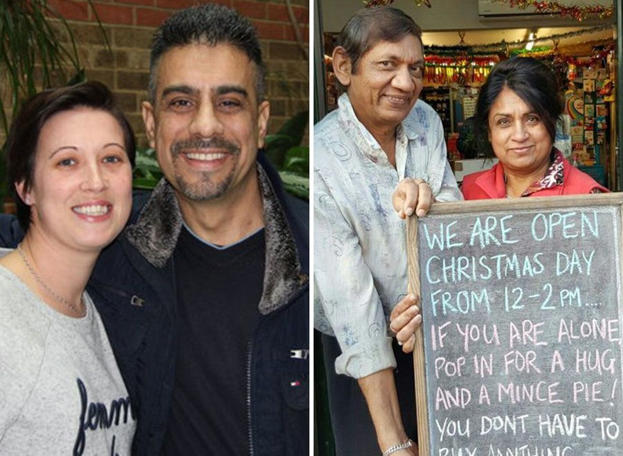From Free Haircuts For The Homeless To 1,000 Selfless Acts, The Kindest People We Spoke To In