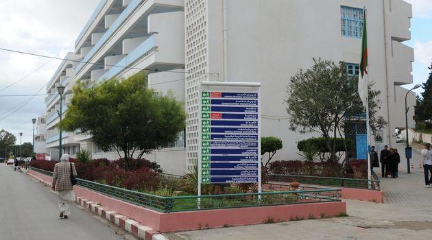 L'hôpital de Ben Aknoun accueille son jardin