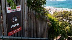 Το Απαρτχάιντ αναβιώνει σε πλούσιες γειτονιές και δημοφιλείς παραλίες της Νοτίου