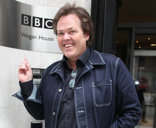 Jimmy Osmond Pulls Out Of Panto After Suffering A