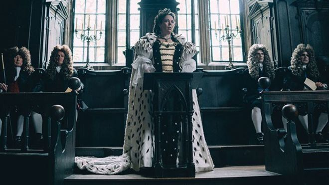 It's a period drama — but not as you know