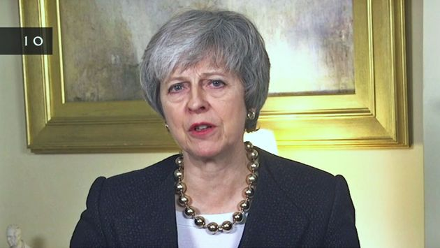 Theresa May has preached a message of unity in her message for 2019.