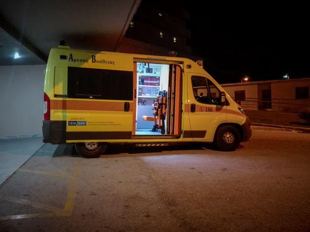 Κάτοικος στην Κυψέλη τραυματίστηκε όταν εξερράγησαν γκαζάκια σε