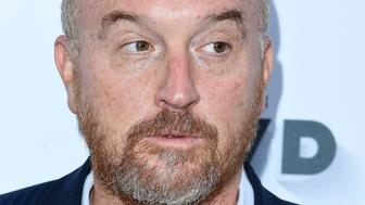 CENTURY CITY, CA - SEPTEMBER 16:  Louis C.K. arrives at the FX and Vanity Fair Emmy Celebration at Craft on September 16, 2017 in Century City, California.  (Photo by Steve Granitz/WireImage)