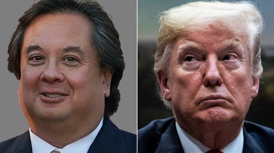 George Conway hasn't been shy about criticizing President Donald Trump on Twitter.