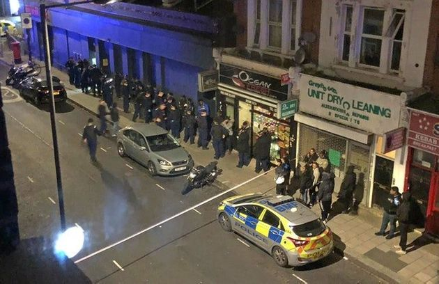 Police question 39 people over stabbing of man following 'minor