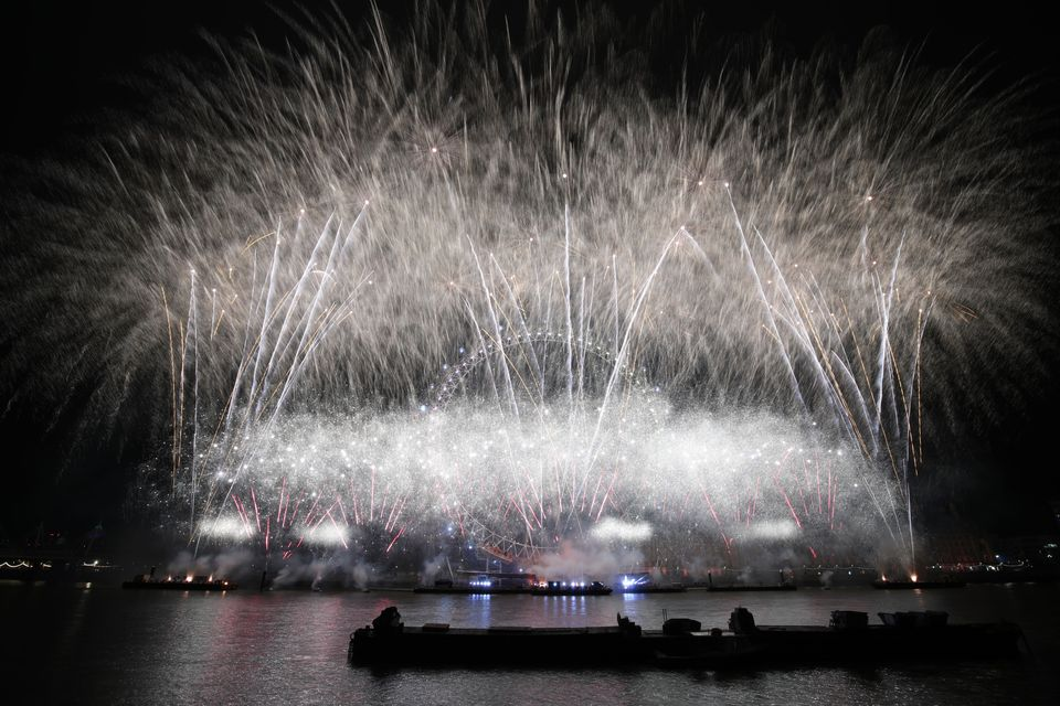 New Year's 2019 Celebrations From Around The