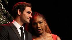 Roger Federer Will Face Off With Serena Williams For The First