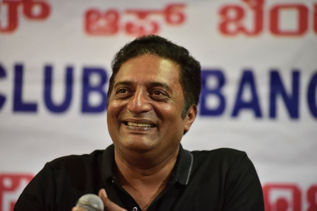 Actor Prakash Raj To Contest 2019 Elections As Independent