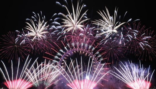 Breathtaking New Year's Celebrations From Around The