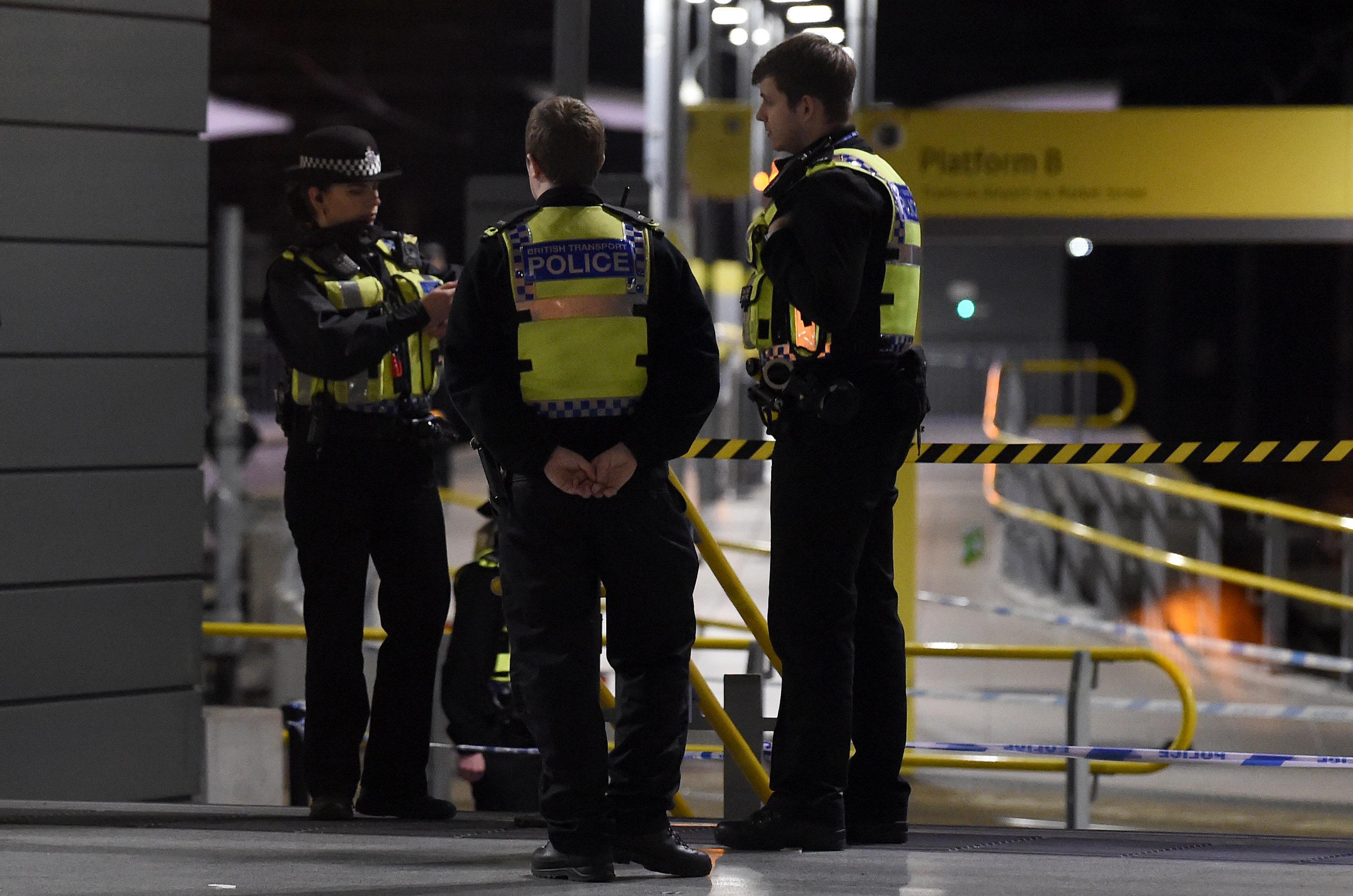 Manchester: Anti-Terror-Einheit ermittelt nach