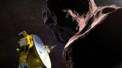 Το σκάφος της NASA πέταξε πάνω από το πιο μακρινό ουράνιο σώμα που έχει μελετηθεί