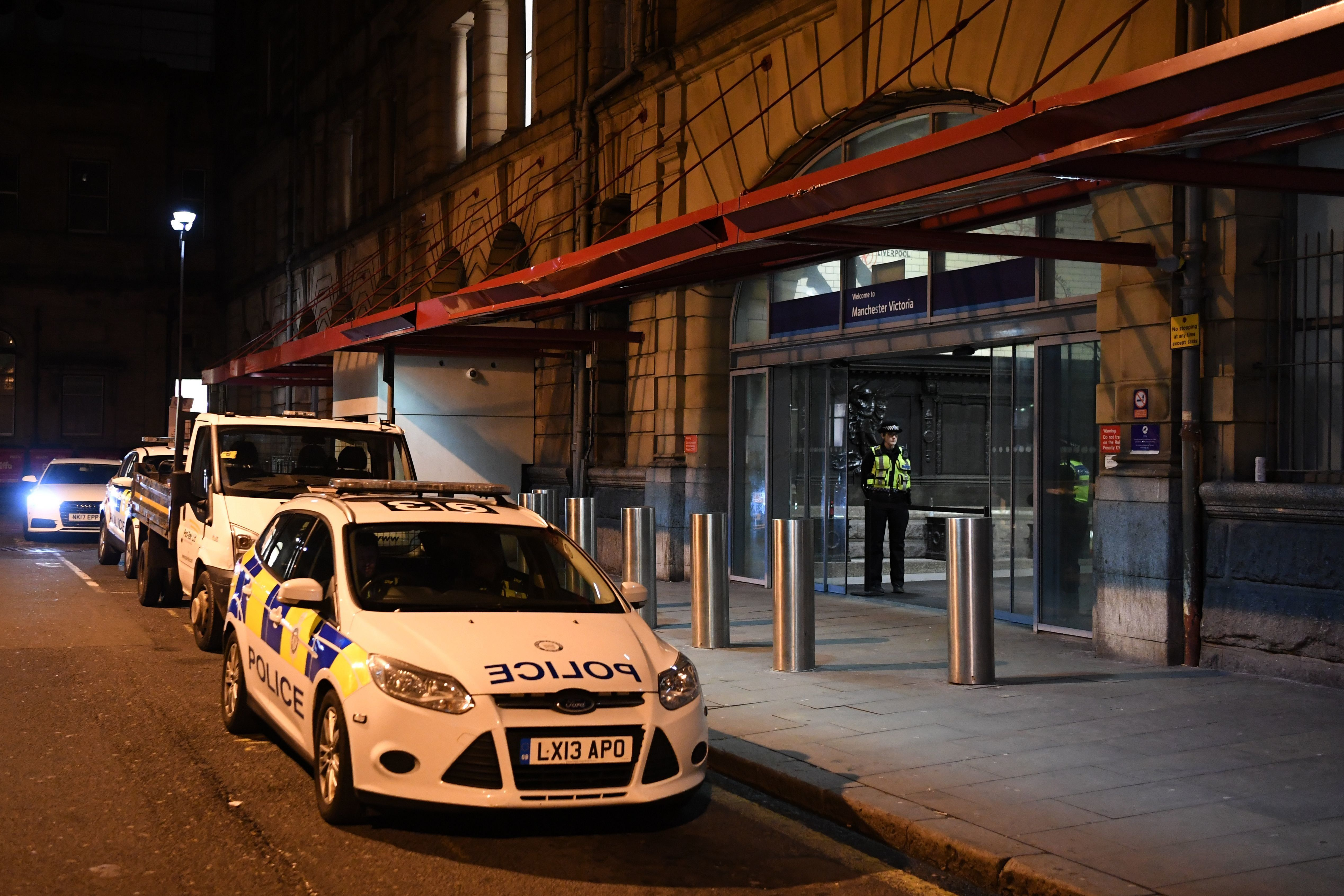 Manchester New Year's Eve Stabbing Sparks Terrorism