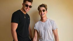 AJ Pritchard's Brother Curtis Vows Not To Let Nightclub Attack Affect His Positive