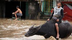 필리핀 홍수·산사태에 75명 사망 실종