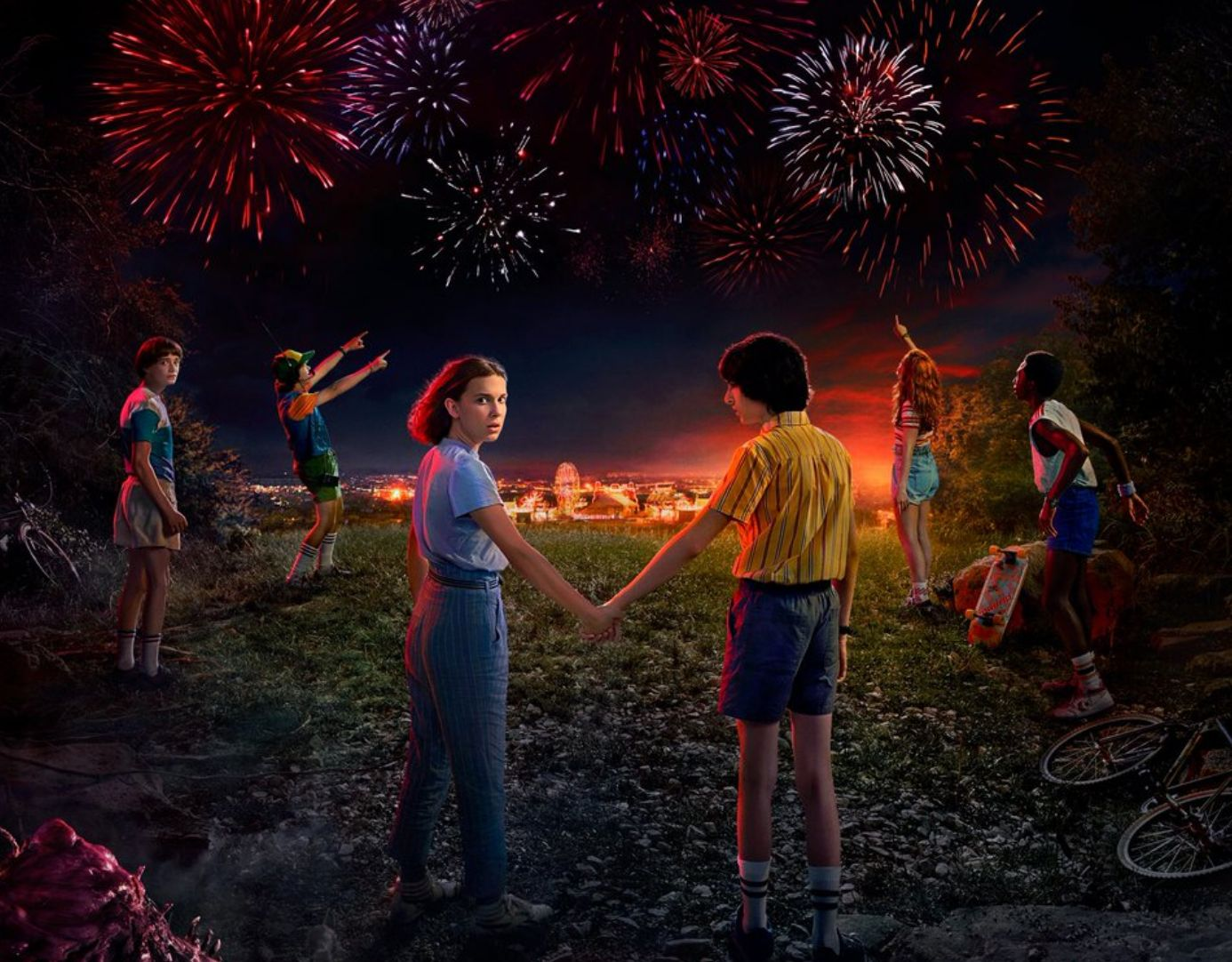 'Stranger Things' Announces Return Date In Eerie New Year's Day